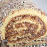 Pecan Pie Cake Roll Recipe