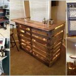 Wine Bars Created from Recycled Materials