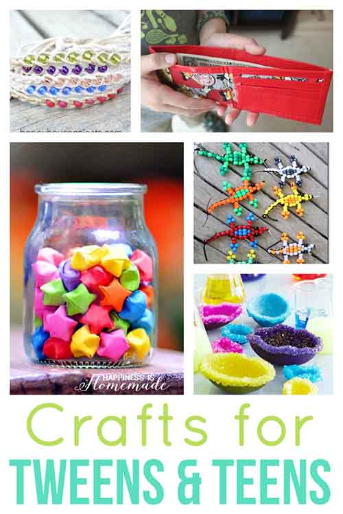 Easy Craft Projects For Preteens