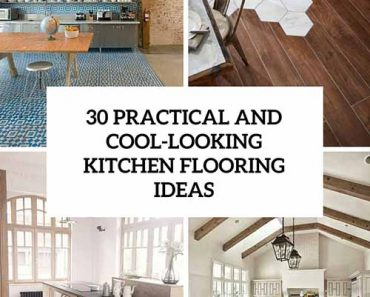 40 ways to re purpose ladders inside and out lil moo for Practical flooring ideas