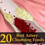 Fact of the day: 20 Best Artery Cleansing Foods