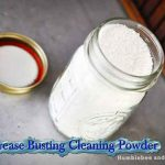 DIY Grease-Busting Cleaning Powder