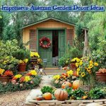 Impressive Autumn Garden Decor Ideas