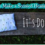 How to Make a Scented Heating Pad