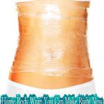 Home Body Wrap You Can Make Right Now