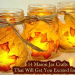 14 Mason Jar Crafts That Will Get You Excited for Fall