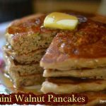 Delicious Zucchini Walnut Pancakes