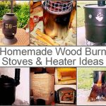 12 Wood Burning Stove & Heater ideas