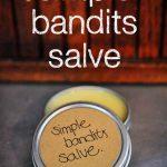 Simple Homemade Bandits Salve