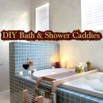 DIY Bath/Shower Caddies