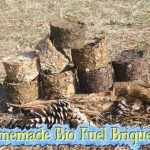 Homemade Bio Fuel Briquettes