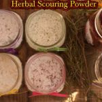 Herbal Scouring Powder