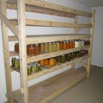 Build Your Own Canned Food Storage Shelves