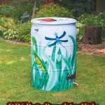 DIY Rain Barrel for Kids