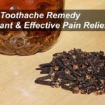 Natural Toothache Remedy For Instant Pain Relief