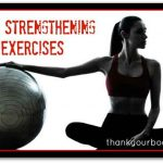 Core Strengthening Exercise Tips