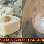 SEA SALT SOAP & ESSENTIAL OIL RECIPE