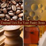 Unusual Uses For Your Pantry Items