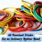 40 Practical Tricks for an Ordinary Rubber Band