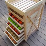 DIY Food Storage Drying Rack