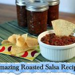 Amazing Roasted Salsa Recipe