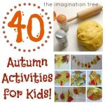 40 Fabulous Autumn Play Ideas!