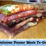 Delicious Freezer Meals To-Go!