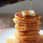 Amazing Fluffy Pumpkin Pancakes