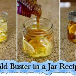 Cold Buster in a Jar Recipe!
