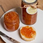 Homemade Cinnamon Pear Jam