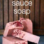 Cranberry Sauce Soap