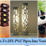 13 Ways To DIY PVC Pipes Into Your Home