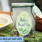 ITALIAN BREAD DIP MIX