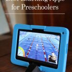 The Best Learning Apps for Preschoolers