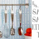 37 SANITY-SAVING KITCHEN TIPS