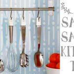37 SANITY-SAVING KITCHEN TIPS
