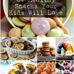 24 HEALTHY SNACKS YOUR KIDS WILL LOVE