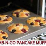 GRAB-N-GO PANCAKE MUFFINS