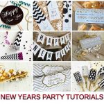 NEW YEARS PARTY TUTORIALS