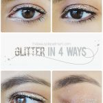 Holiday Sparkle – Glitter In 4 Ways