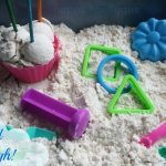 Easy 2 Ingredient Cloud Dough