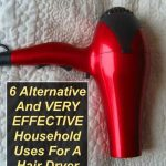 6 Unusual Uses for a Hair Dryer
