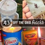 43 Off the Grid Hacks
