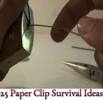 25 Paper Clip Survival Ideas