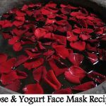 Rose & Yogurt Face Mask Recipe