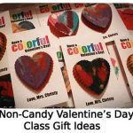 Non-Candy Valentine's Day Class Gift Ideas