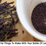15 Wonderful Things To Make With Your Bottle Of Lavender Oil