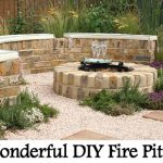 40 Wonderful DIY Fire Pit Ideas