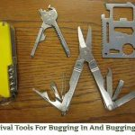 Survival Tools For Bugging In And Bugging Out