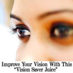 "Improve Your Vision With This ""Vision Saver Juice"""
